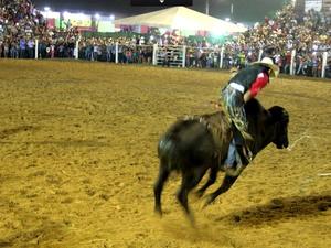 Final Rodeio Expoacre (Foto: Nathacha Albuquerque/G1)
