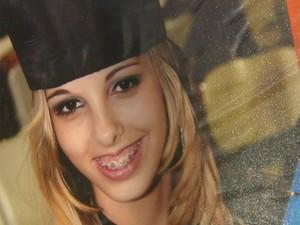 Mariana Carniel Ricci morreu dois dias após completar 17 anos (Foto: Valdinei Malaguti/EPTV)