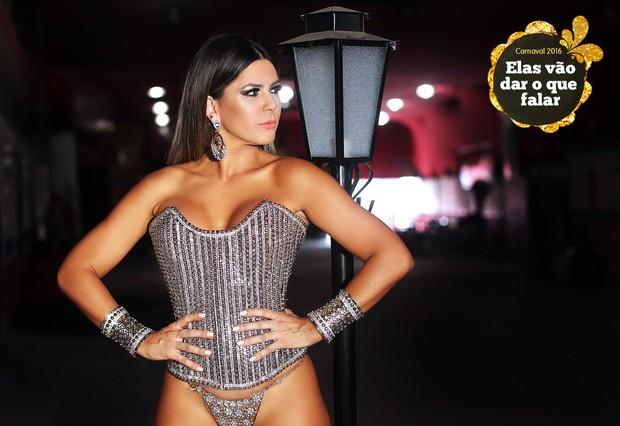 Tânia Oliveira (Foto: Iwi Onodera/EGO)