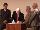 Contrato para instalação do Porto Sul é assinado; investimento é de 5,6 bi