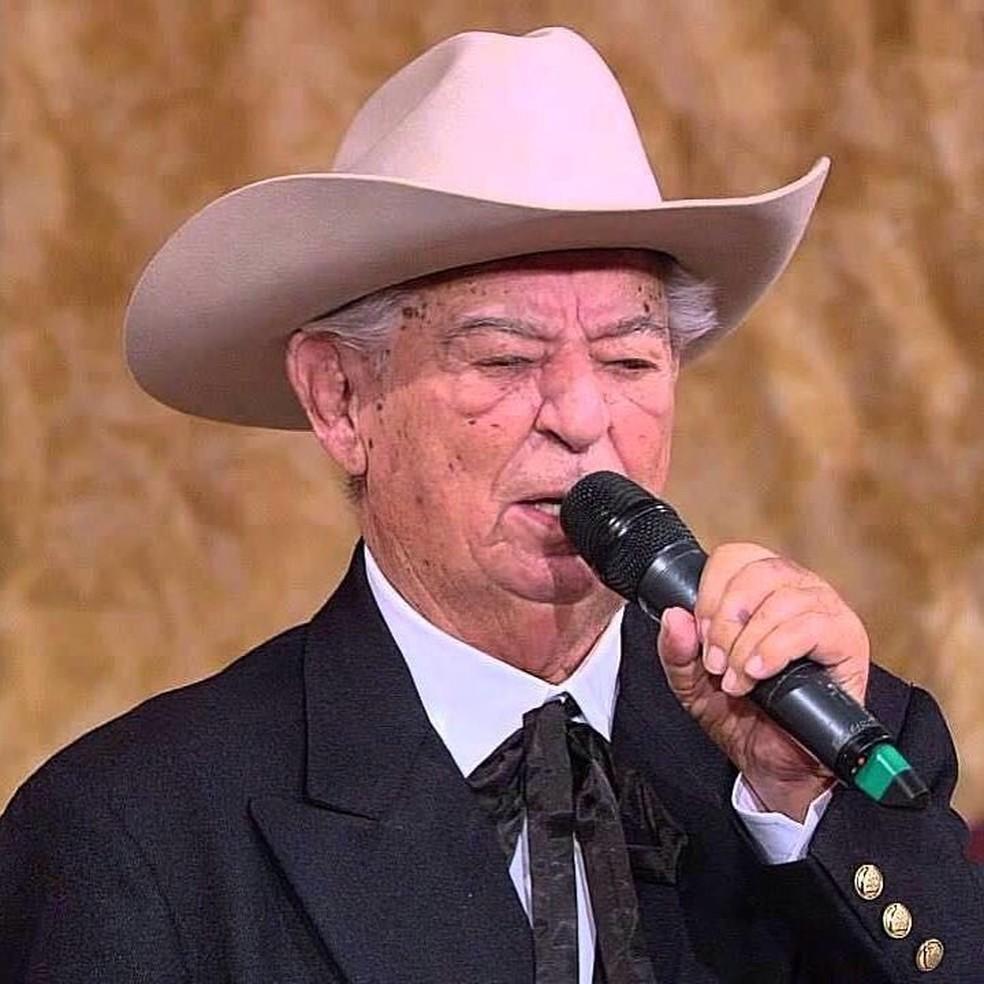 Waldomiro de Oliveira, o Zé da Estrada (Foto: Reprodução)