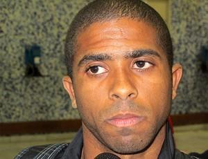 Junior Cesar jogador do Flamengo (Foto: Globoesporet.com)