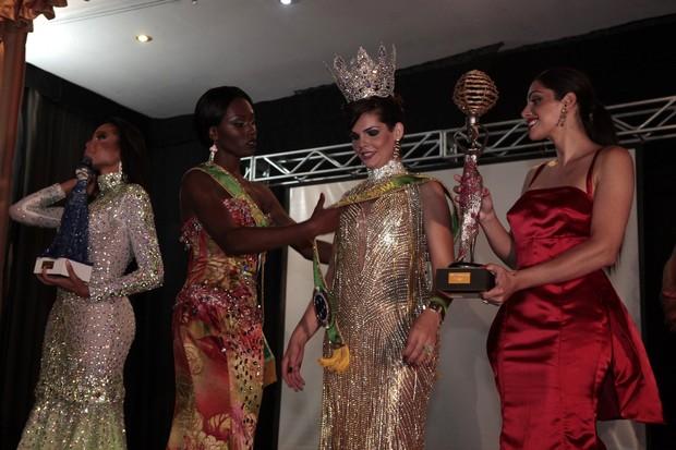 Concurso Miss Transex 2015 (Foto: Isac Luz/EGO)