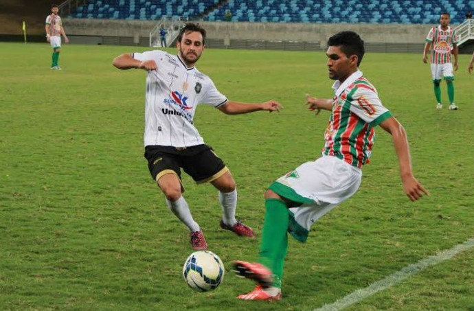 Campeonato Brasileiro Série D 2015: Operário GV x Rio Branco-ES (Foto: Otmar Oliveira)