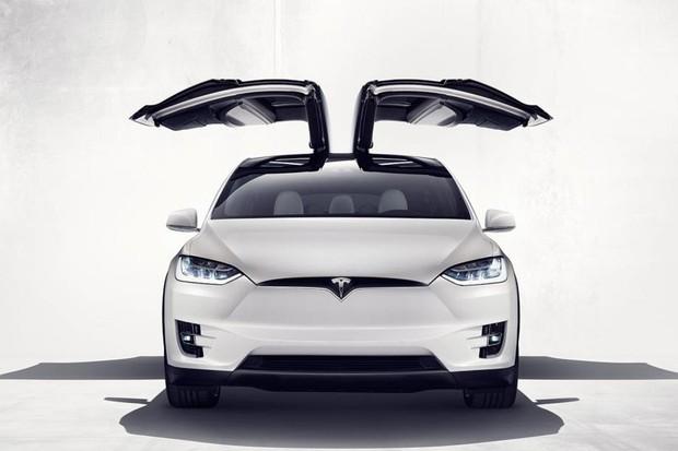 Tesla X (Foto: Divulgação)