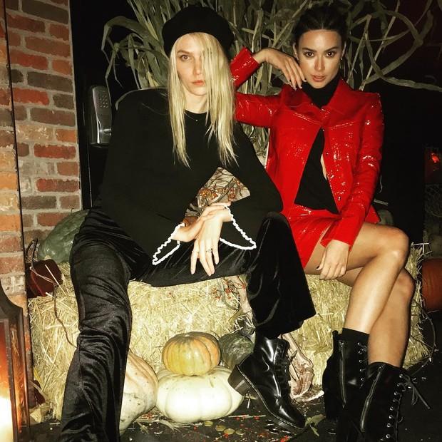 Thaila Ayala e Aline Weber (Foto: Reprodução/Instagram)