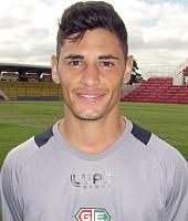 David Modesto, lateral-direito do Treze (Foto: Divulgação / Grêmio Osasco)