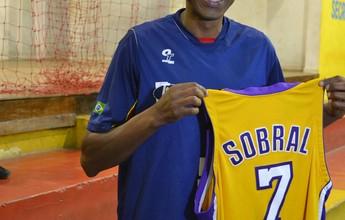 Liga Sorocabana contrata experiente ala Jefferson Sobral para o NBB