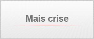 Mais crise (Foto: Editoria de Arte/G1)