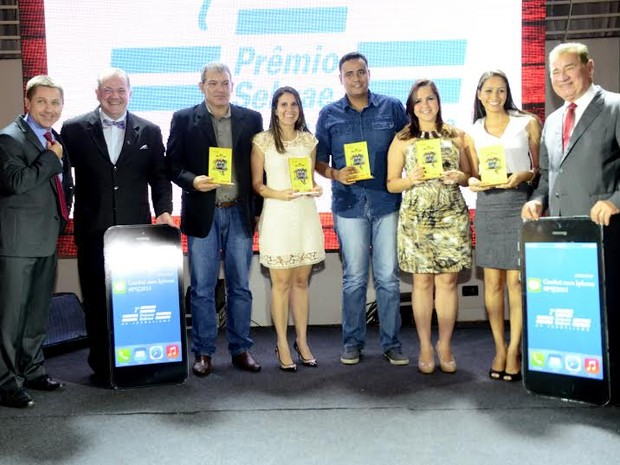 O Grupo Jaime Câmara venceu em todas as cinco categorias (Foto: Divulgação/Sebrae)