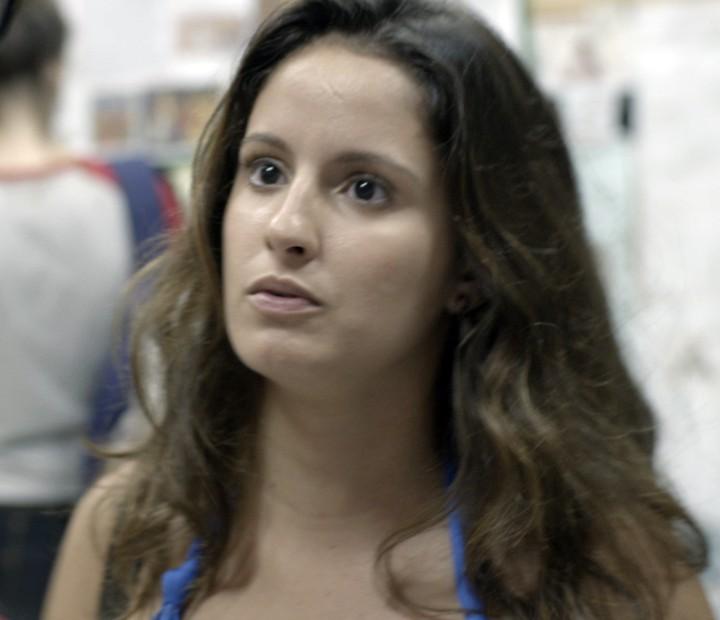 Nanda perde a linha com Filipe (Foto: TV Globo)
