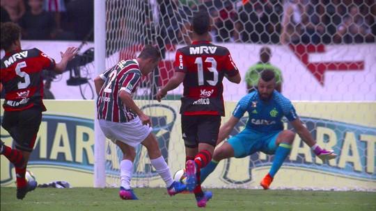 Marcos Júnior supera três erros de pênaltis pré-final para virar herói no Flu