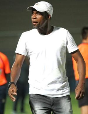 Alberone técnico São Raimundo Amazonas (Foto: Antonio Assis/FAF)