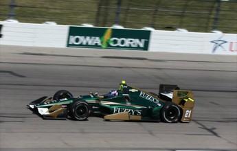 Newgarden vence com tranquilidade etapa da Indy em Iowa; Kanaan é o 7º