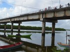 Condutores devem redobrar atenção ao passar pela Ponte Sobre Rio do Sal