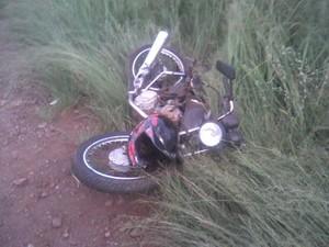 Acidente deixou três mortos em Ibirubá, RS (Foto: Eveline Poncio/RBS TV)