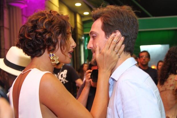 Camila Pitanga  (Foto: Anderson Borde/AgNews)