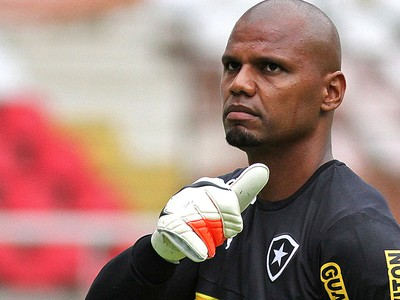 Jefferson Botafogo (Foto: Vitor Silva / SSpress)
