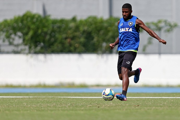 Emerson Botafogo (Foto: Vitor Silva / SSpress / Botafogo)