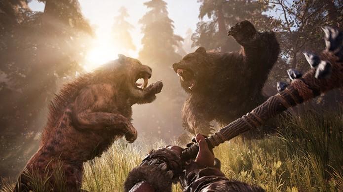 Far Cry Primal surpreendeu com um mundo aberto ainda mais perigoso que o tradicional da série (Foto: Reprodução/Steam)