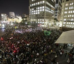 São Paulo (Foto: EFE/Sebastião Moreira)