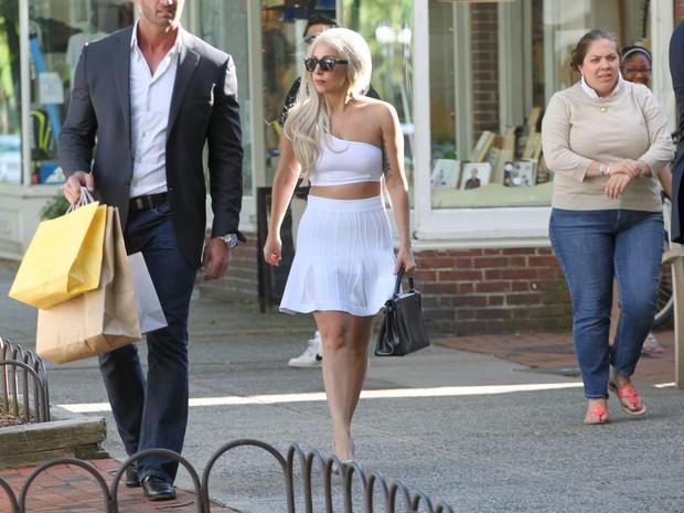 Lady Gaga (Foto: Agência/ Grosby Group)