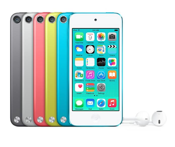 iPod Touch (Foto: Divulgação / Apple) (Foto: iPod Touch (Foto: Divulgação / Apple))