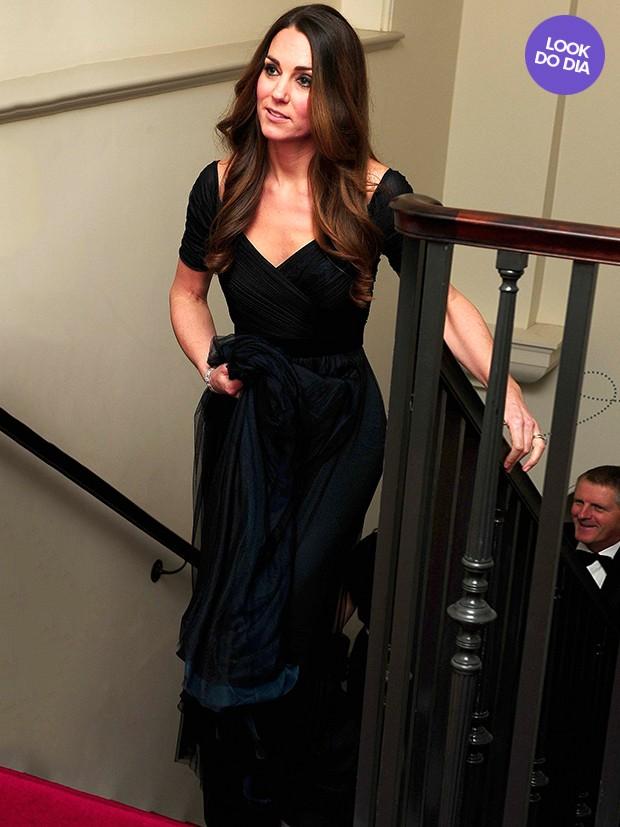 Look do dia - Kate Middleton (Foto: Reuters)