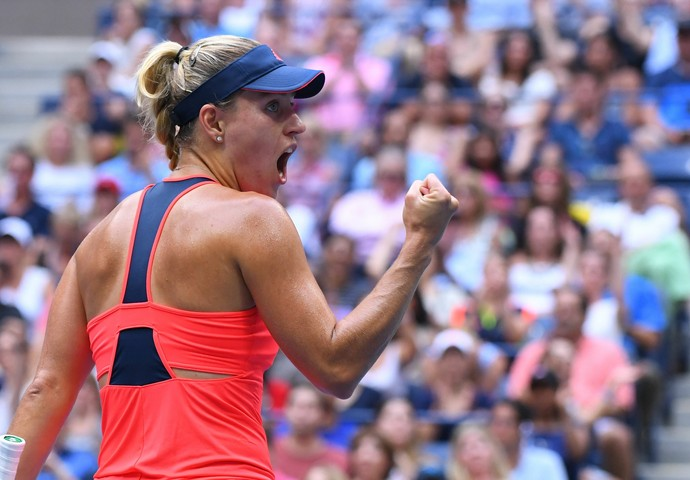 Angelique Kerber US Open 2016 final (Foto: Reuters)