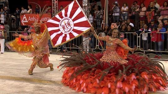 Imperadores do Samba vence carnaval de Porto Alegre de 2017