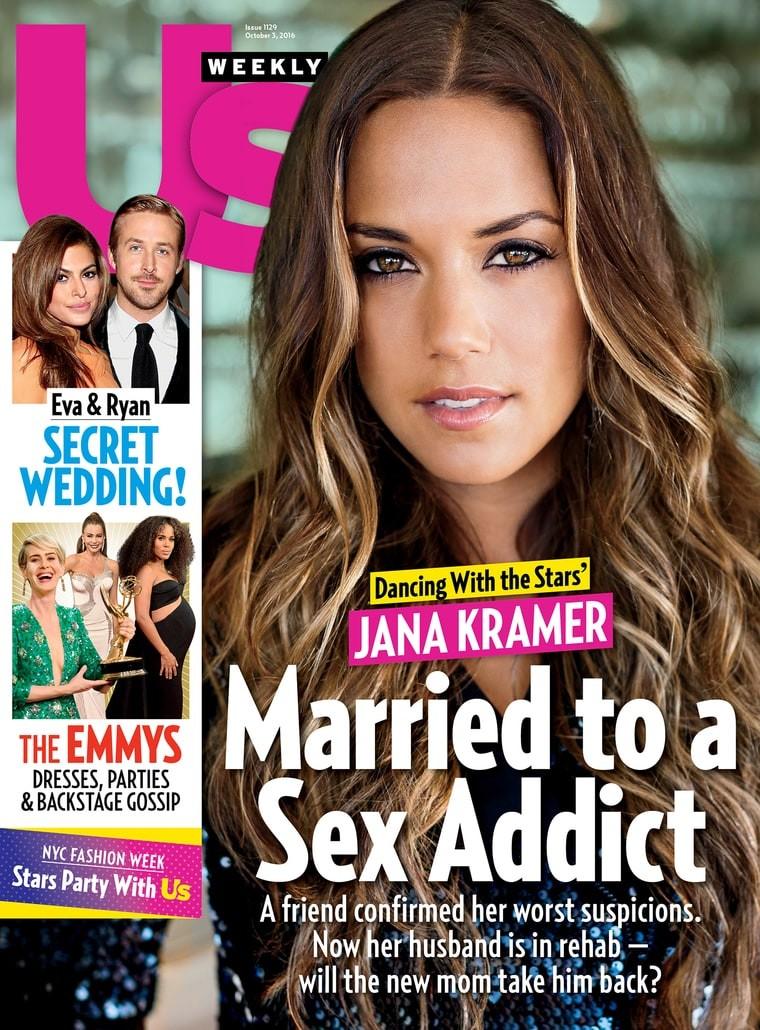Casamento de Ryan Gosling e Eva Mendes na capa da nova edição da revista US (Foto: Reprodução)