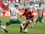 Futebol: TV Rio Sul exibe Palmeiras x Flamengo nesta quarta-feira (14)
