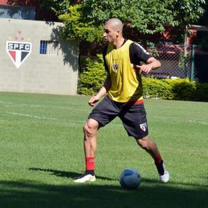 Dória São Paulo (Foto: site oficial / saopaulofc.net)