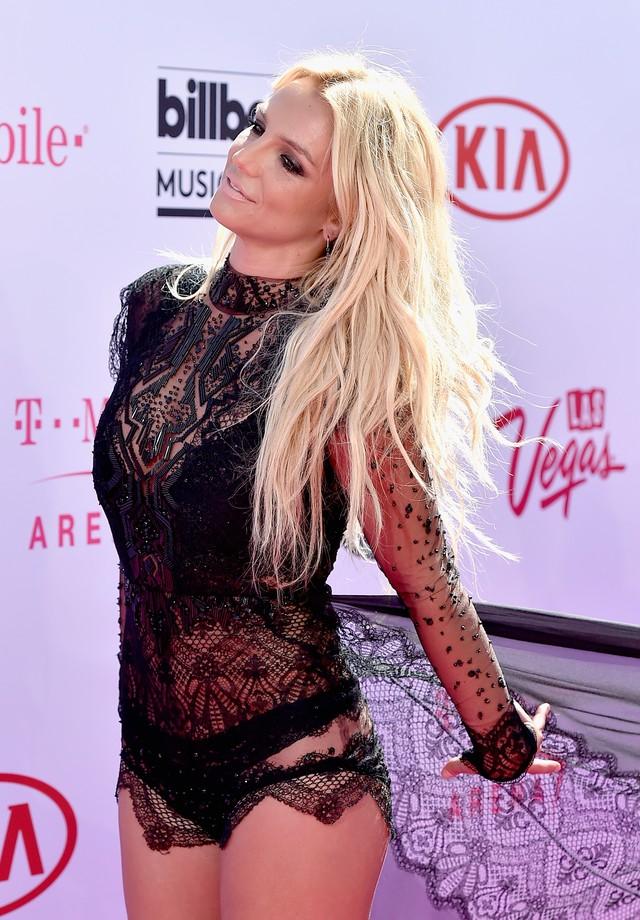 Britney Spears é homenageada na edição deste ano do Billboard Awards (Foto: Getty Images)
