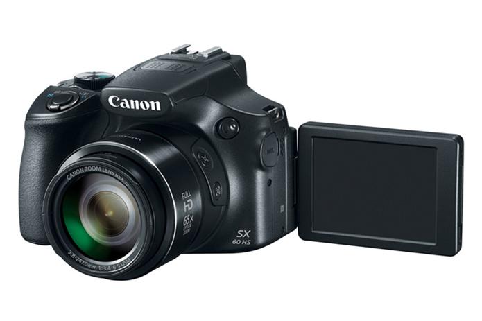 b159e5525e A PowerShot SX60 da Canon é uma das concorrentes mais fortes da Nikon P900  (Foto