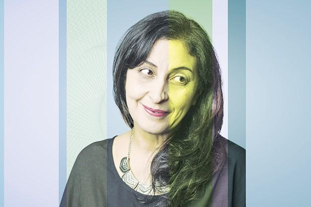 Simei Marucchi, da Rochmam: aposta em equipamentos para reciclagem de solventes (Foto: Julia Rodrigues)