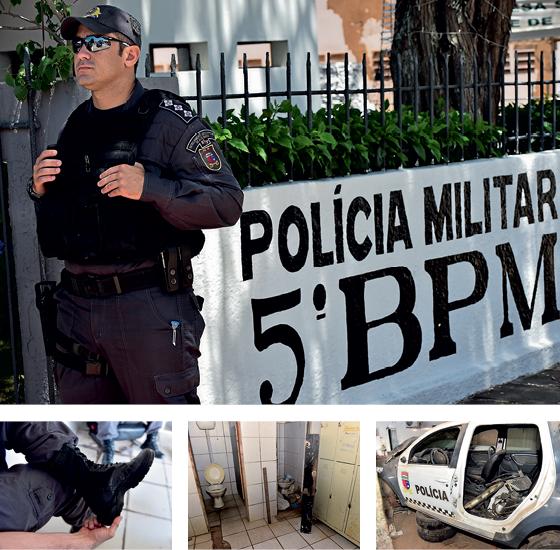 Precariedade (Foto: Josemar Gonçalves/ÉPOCA)