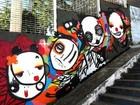 Galeria de arte em Sorocaba recebe exposição de 'street art'