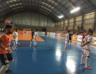 Bauru Futsal x Pulo do Gato, Liga Paulista, Duduzão (Foto: Divulgação / Bauru Futsal)
