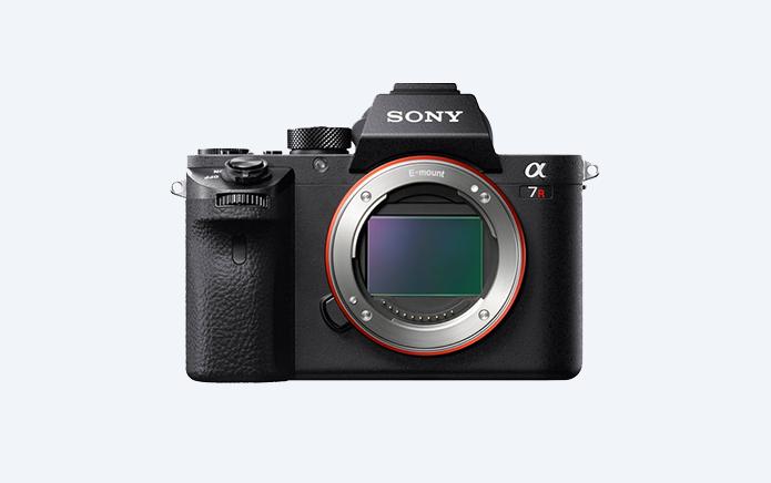 Sony Alpha 7R 2 é a top de linha da marca no Brasil (Foto: Divulgação/Sony)