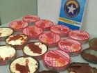 No AM, 13 kg de cocaína escondida em latas de goiabada são apreendidas