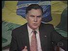 Morre o diplomata Luiz Felipe Lampreia, aos 74 anos, no Rio