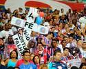 Mirando G-4, Hernane convoca torcida do Bahia para Fonte Nova no sábado