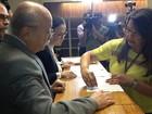 PSB registra no TSE candidatura de Marina Silva e Beto Albuquerque
