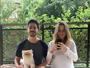 Vitoria Frate e Pedro Neschling posam  'grávidos': 'Família'