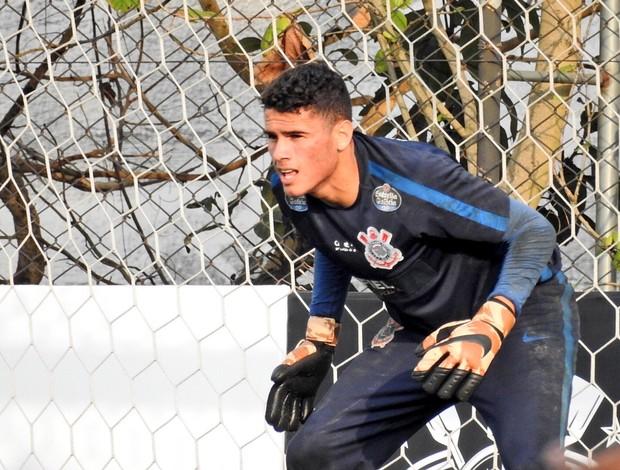 BLOG: Ex-Inter e com mesmo sobrenome de Alisson, goleiro do Corinthians brilha na CB Sub-17
