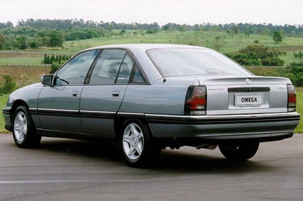Chevrolet Omega (Foto: General Motors)