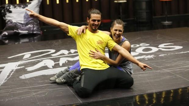 Dança dos Famosos: veja o ensaio dos homens (Globo)