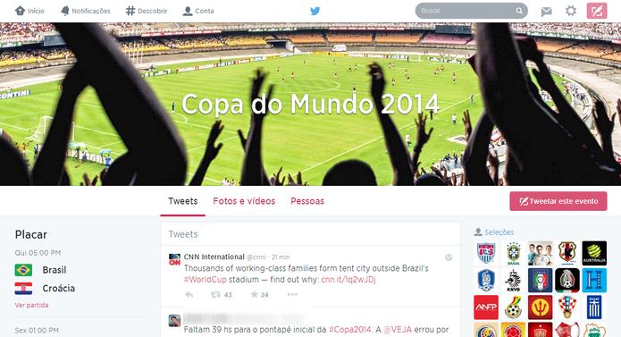 Copa do Mundo 2014 começa nesta quinta com a promessa de ser assunto nas redes sociais (Foto: Reprodução/Elson de Souza)