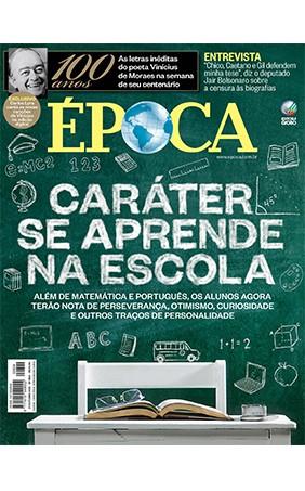 Capa - Edição 804 (home) (Foto: ÉPOCA)
